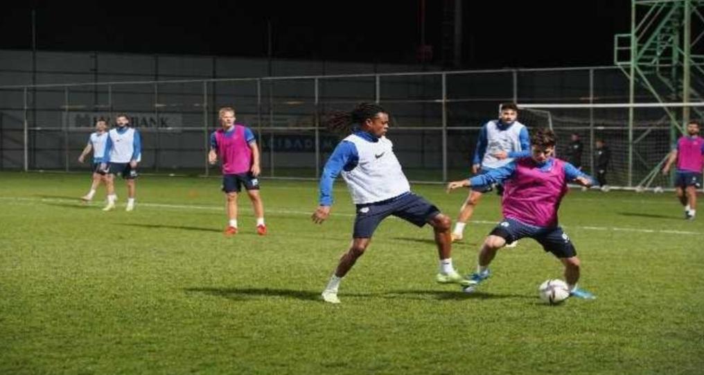 Ç.Rizespor Galatasaray Maçının Hazırlıklarına Başladı