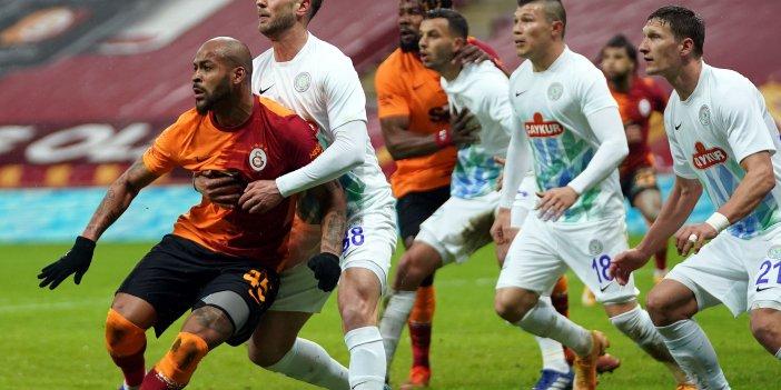 Çaykur Rizespor ile Galatasaray 41. randevuda