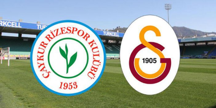 Ç.Rizespor - Galatasaray Maç Özeti 03.10.2021