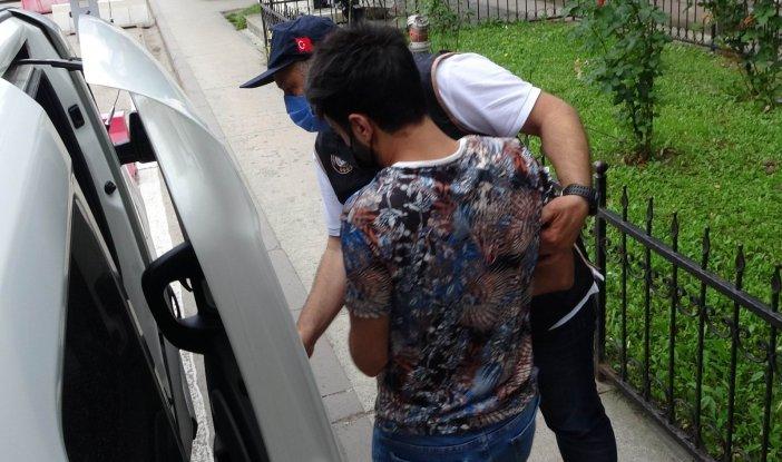 Samsun'da Deaş Operasyonu: Yabancı Uyruklu 5 Kişiye Gözaltı