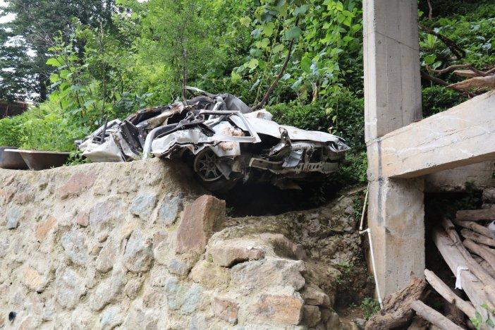 Bakan Kurum, Selde Kaybolan Batuhan Delihasan'ın Ailesini Ziyaret Etti