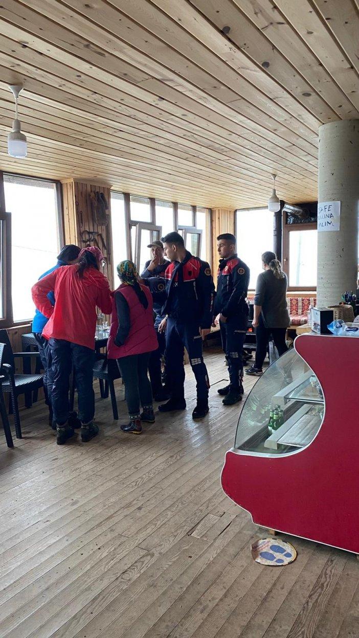 Kaçkar Dağları'na Tırmalanırken Yaralanan 2 Ukraynalı Dağcı İçin Çalışma Başlatıldı