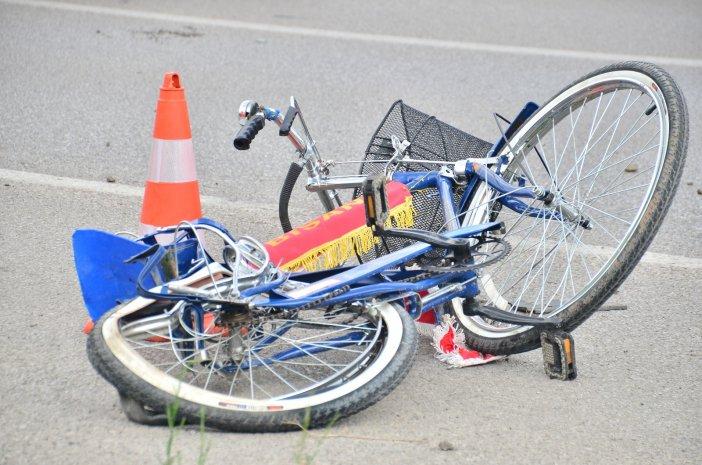 Samsun'da Otomobil Bisiklete Çarptı: 1 Ölü
