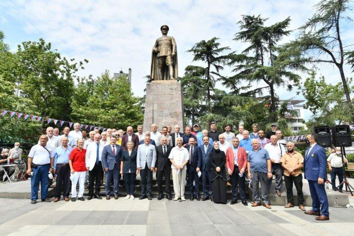 Trabzonspor'un Kuruluş Yıldönümü Nedeniyle Tören Düzenlendi