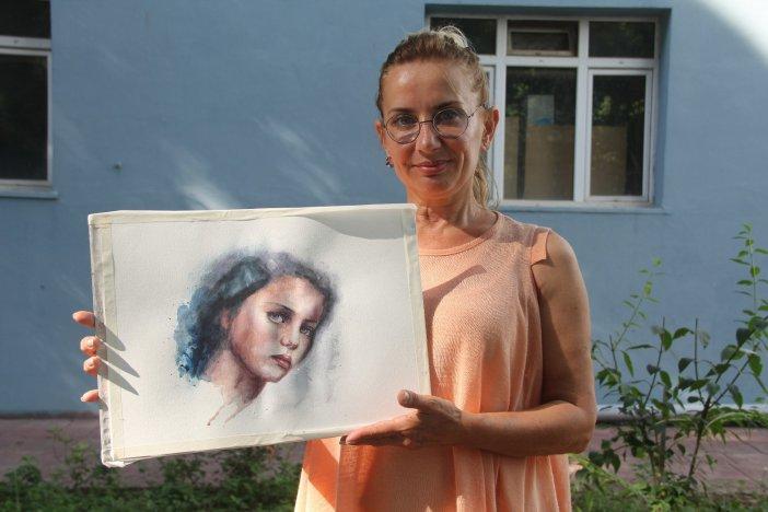 Ressamlar Samsun'da Buluştu