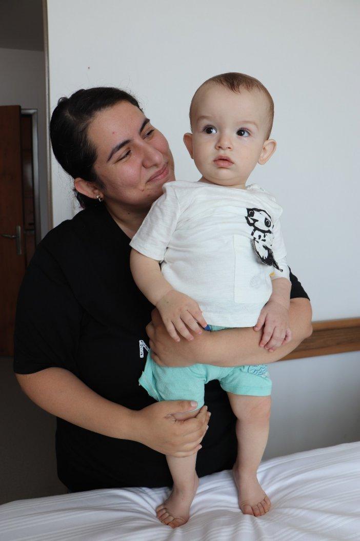 5 Binde 1 Görülen Hastalığa Yakalanan Bebek Erken Müdahale İle İyileşti