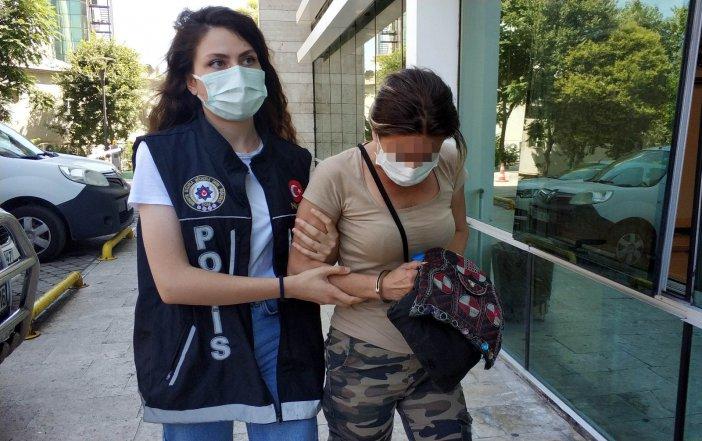 Otogarda Uyuşturucuyla Yakalandılar