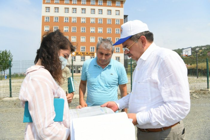 """Başkan Demir: """"gayret Ve Kararlılıkla Çalışıyoruz"""""""