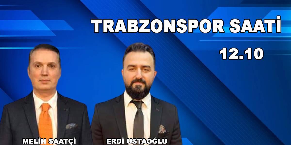 TRABZONSPOR SAATİ