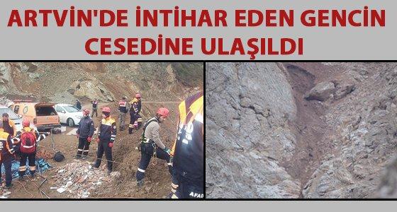 �ntihar Eden Gencin Cesedine Ula��ld� - FOTO