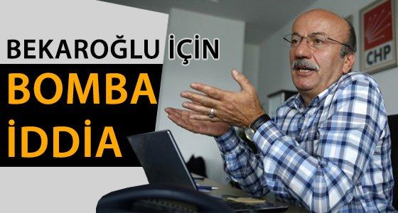 Mehmet Bekaro�lu �ddias�