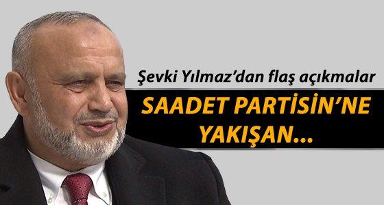 Saadet Partisi'ne yak��an AK Parti ile birlik olmakt�r