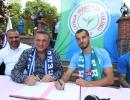 Çaykur Rizespor'da 4 Futbolcu İmzayı Attı