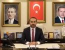 İl Başkanı Alim'den AK Parti'nin 18. Kuruluş Yıl Dönümü Mesajı