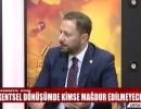 MİLLETVEKİLİ AVCI ÇAY'DA SABAH PROGRAMI'NIN KONUĞU OLDU