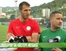 Çaykur Rizespor'lu futbolcu Marko Scepovic idmanda açıklama yaptı