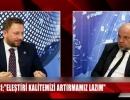 "AVCI; ""ELEŞTİRİ KALİTEMİZİ ARTIRMAMIZ LAZIM"""