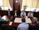 Rize Belediyesinde Yapılan Toplantıda Rize Trafiği Ele Alındı