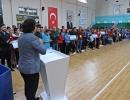Okul Sporları Gençler Masa Tenisi Grup Müsabakaları Başladı
