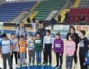 Rize'de 12 DABO Basketbol Okulu Açıldı