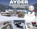 Elazığ Depremi Nedeniyle Ayder Kar Festvali Konserleri İptal Edildi