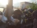 Rize'de Feci Kaza 1 Ağır Yaralı