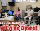 Başkan Rahmi Metin'den Bilgi Evi'ne Ziyaret!