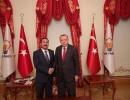 AK Parti Artvin İl Başkanı Tahtalı Kongre Sürecini Değerlendirdi
