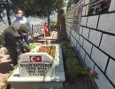 Artvin Valisi Doruk, Şehit Kabirleri ve Ailelerini Unutmadı